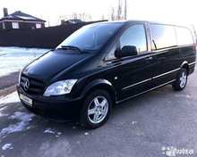 Mercedes Vito: 2013 2.1 AT минивэн Москва 2.1л 1275000 Р