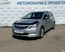 Hyundai Solaris: 2016 Active 1.4 MT хэтчбек Уфа 1.4л 474000 Р