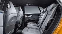 Тест драйв Audi Q8  купейный детонатор