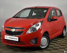 Chevrolet Spark: 2011 LS 1.0 AT хэтчбек Санкт-Петербург 1л 289847 Р