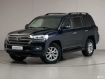 Toyota Land Cruiser: 2017 Excalibur 4.5d АТ 4х4 Москва 4.5л 4269000 Р