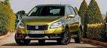 Suzuki SX4 ушел, но обещал вернуться осенью