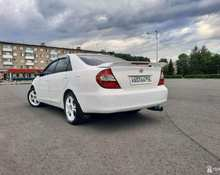Toyota Camry: 2001 2.2 MT седан Новокузнецк 2.4л 380000 Р