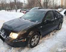 Volkswagen Jetta: 2000 2.0 AT седан Москва 2л 139000 Р
