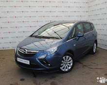 Opel Zafira: 2014 Cosmo 2.0d AT минивэн Москва 1.4л 1030000 Р