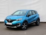 Renault Kaptur: 2018 Play 2.0 MT 4x4 Краснодар 2л 917000 Р