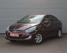Hyundai Solaris: 2011 Family 1.6 AT седан Москва 1.6л 425000 Р