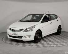 Hyundai Solaris: 2015 Active 1.6 AT хэтчбек Казань 1.6л 613700 Р