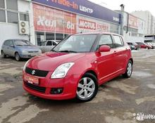 Suzuki Swift: 2008 GLX 1.3 MT 4×4 хэтчбек Энгельс 1.3л 275000 Р