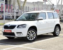 Skoda Yeti: 2016 Hockey Edition 1.8 AMT 4x4 универсал Москва 1.8л 980000 Р