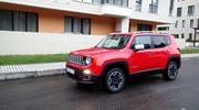 Тест-драйв Jeep Renegade: игра с традициями