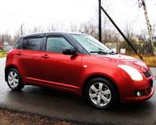 Suzuki Swift: 2009 1.5 AT 4x4 хэтчбек Санкт-Петербург 1.5л 375000 Р