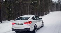Тест драйв BMW 640i xDrive GT  метром гонимый
