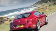 Bentley Continental GT станет гибридом