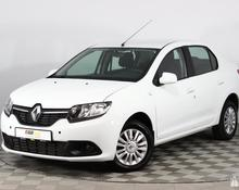 Renault Logan: 2016 Confort 1.6 AT седан Волгоград 1.6л 415000 Р