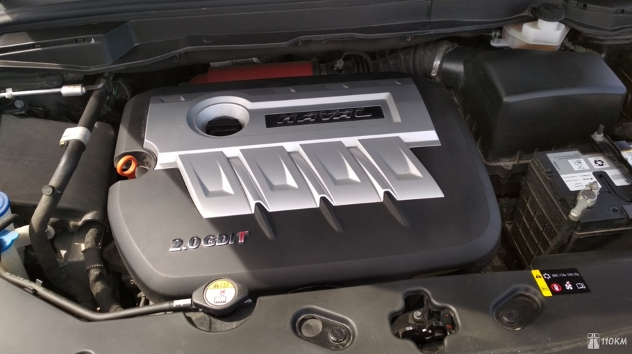 Тест драйв Haval H6 Coupe знает себе цену