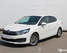 Citroen C4: 2017 Feel Edition 1.6 AT седан Краснодар 1.6л 1000000 Р
