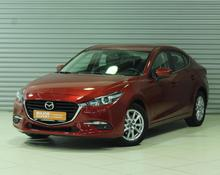 Mazda 3: 2018 Exclusive 1.5 AT седан Москва 1.5л 1100000 Р