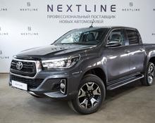 Toyota Hilux: 2018 Exclusive 2.8d AT 4x4 пикап Самара 2.8л 2742000 Р