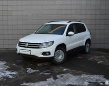 Volkswagen Tiguan: 2012 CLUB 2.0 AT 4x4 универсал Саранск 2л 715000 Р