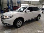 Mitsubishi Outlander: 2017 Ultimate 2.4 CVT 4x4 Санкт-Петербург 2л 1590000 Р