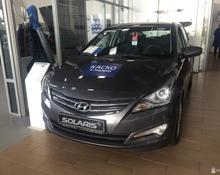 Hyundai Solaris: 2016 Active 1.4 AT хэтчбек Казань 1.4л 666900 Р