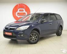 Ford Focus: 2009 1.6 MT универсал Москва 1.6л 325000 Р