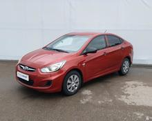 Hyundai Solaris: 2012 Family 1.6 AT седан Уфа 1.6л 432000 Р