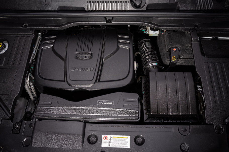 Coolray Detail 04 - Тест-драйв Geely Coolray: цветение анемонов
