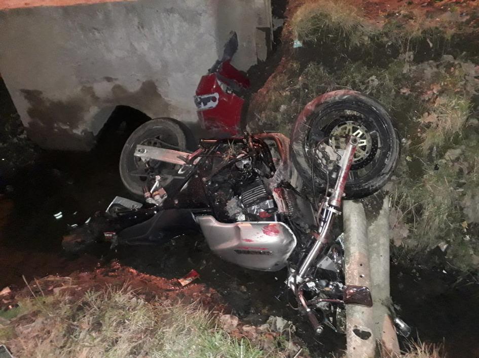 Мотоциклист погиб в ДТП, а виновник прячется в больнице