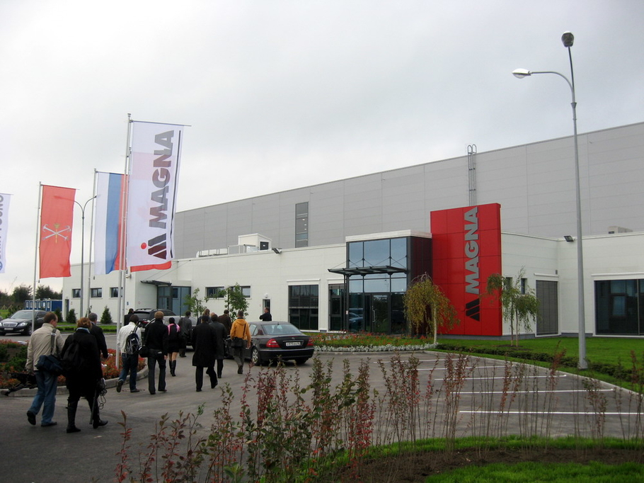 Magna about cosma body amp chassis capabilities