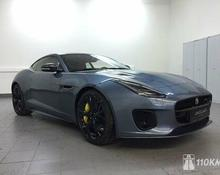 Jaguar F-Type: 2019 First Edition 3.0 AT 4x4 купе Москва 3л 8999000 Р