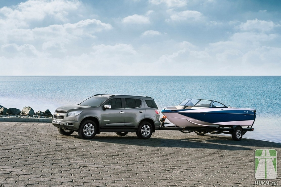 Chevrolet TrailBlazer  дизель в фаворе