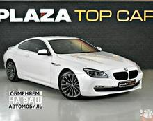 BMW 6: 2012 4.4 AT купе Уфа 3л 1677000 Р