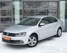 Volkswagen Jetta: 2017 Life 1.6 AT седан Москва 1.6л 1050000 Р