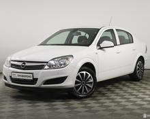Opel Astra: 2014 1.4 AT седан Москва 1.8л 498000 Р