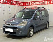 Citroen Berlingo: 2010 1.6 MT минивэн Москва 1.6л 385000 Р