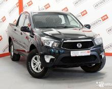 SsangYong Actyon Sports: 2012 Welcome 2.3 MT 4x4 пикап Челябинск 2л 800000 Р