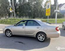 Toyota Camry: 2003 2.4 AT седан Барнаул 2.4л 535000 Р
