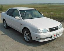 Toyota Camry: 1998 1.8 AT седан Якутск 1.8л 259000 Р