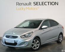 Hyundai Solaris: 2013 Family 1.6 AT седан Екатеринбург 1.6л 465000 Р