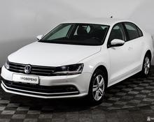 Volkswagen Jetta: 2017 Life 1.6 AT седан Москва 1.6л 860000 Р