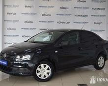 Volkswagen Polo: 2011 1.6 AT седан Тула 1.6л 379000 Р