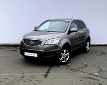 SsangYong Actyon: 2012 Welcome 2.0 MT внедорожник Краснодар 2л 550000 Р