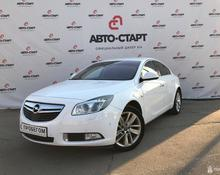 Opel Insignia: 2013 Business Edition 2.0 AT седан Москва 2л 680000 Р