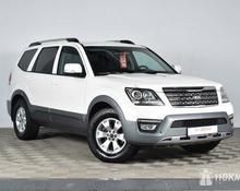 KIA Mohave: 2017 Luxe 3.0d AT 4x4 внедорожник Красноярск 3л 2800000 Р