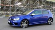 Тест-драйв Volkswagen Golf R: в семье не без задиры