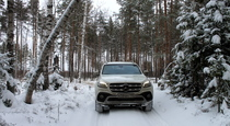 Тест драйв Mercedes Benz X 350d 4Matic  на всю силу