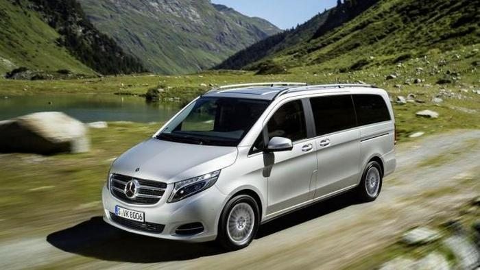 Mercedes V 250 BlueTEC 4MATIC