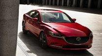Тест драйв Mazda6 2 5 turbo мощно зрело элегантно